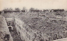 FORT AYVELLES BEI MEZIERES - WW1 GERMAN ARMY POSTCARD