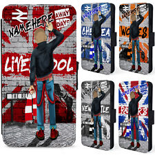 Skinhead Football iPhone Case 5 5c SE Cover Mod Phone Cover Add Name SK