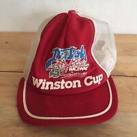 Vintage Nascar Hat - Bristol Int'l Raceway 25th Anniversary - Winston Cup 1986