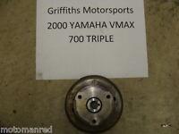 YAMAHA SXR 600 SX VMAX VENTURE XTC TRIPLE FLYWHEEL F4T326 97 98 99 2000 01 02