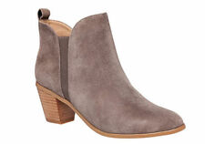 Hush Puppies Suede Ankle Boots for Women