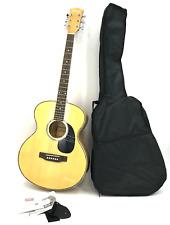 Emedia Music Eg07108B Teach Yourself Steel-String Acoustic Guitar Pack New #1084