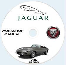 Jaguar E-TYPE Cabriolet,workshop manual + spare parts,1961/1970