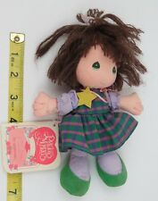 VINTAGE - PRECIOUS MOMENTS DOLL - AUGUST - 1989