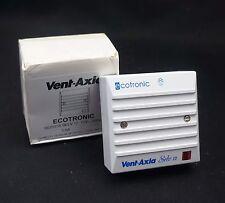 Vent axia Ecotronic ulicach 12V Sensor de humedad 563531A (2542)