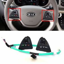 Steering Wheel Remote Control Switch Wire Set 3P For OEM Parts KIA 2012- Ray