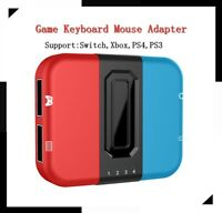 2020 Game Keyboard and Mouse Adapter Converter For Xbox One PS4 Switch PS3  PC