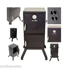 Vertical Charcoal Smoker Barbecue Grill Wood Chip Cooker Outdoor Patio BBQ Meat