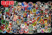100pcs Stickers Motor Graffiti Vinyl Car Skate Skateboard Laptop Luggage Decal