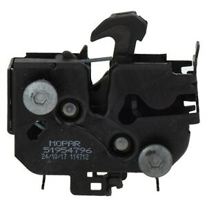 15-20 JEEP RENEGADE (WITHOUT REMOTE START) LEFT SIDE HOOD LATCH MOPAR 68479174AA