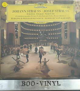 DG VINYL RECORD Johann Strauss Jr. - Walzer - Polkas - Märsche