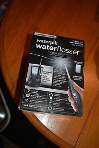 Waterpik WP-662 Aquarius Professional Waterflosser - Black NEW