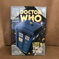 DOCTOR WHO Lost In Time & Space 13x19 Movie Wall Art Plaque Picture