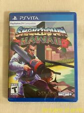 Shakedown Hawaii Playstation Vita Factory Sealed