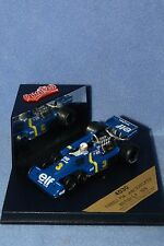 Quartzo 1:43 4030 Tyrrell P34 Scheckter British GP 1976