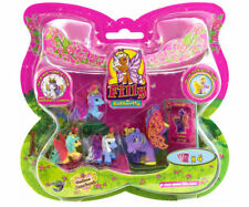 Blister de 4 mini personnages Filly Butterfly