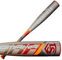 "2020 Louisville Slugger Omaha -10 28""/18oz Youth USSSA Baseball Bat WTLSLO5J1020"