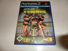 PlayStation 2  PS 2  Outlaw Tennis (2)