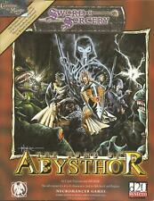 SWORD & SORCERY - The Tomb of Abysthor D1 *RPG*