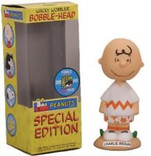 Funko Charlie Brown Comic Con 2007 Wacky Wobbler Bobble Head Pop Culture