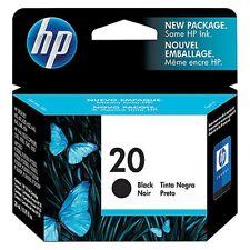 Cartouche d'encre HP 20 - C6614DE