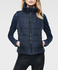 G-Star WMN Whistler Vest, Atlantic Nylon, Mazarine Blue, S