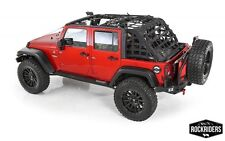 2007-2017 Jeep Wrangler Unlimited C.RES2 HD Restraint Cargo Net Military Grade