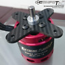BRUSHLESS ELECTRIC MOTOR ENGINE MOUNT RC AIRPLANE real 100% carbon fiber