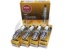 (SET OF 4) NGK 7092/BKR6EGP G-POWER PREMIUM PLATINUM SPARK PLUGS MADE IN JAPAN