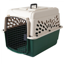 Med Dog Crate Cage 25-30 Lbs Travel Plastic Airline Approved Pet Kennel 28