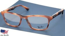 5ce327c4a7e NEW Ray Ban RB5279 5774 HORN PINK BROWN EYEGLASSES FRAME RB 5279 53-18-