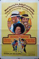 1976 Monkey Hustle Blaxploitation One Sheet Original Movie Poster Vintage