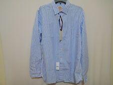 Brooks Bros Men Nine to Nine Wide Str Shirt -  Extra Large XL NEW MenWomenStyles