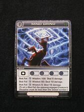 Chaotic Trading Card Mind Grind 89/222 MINT