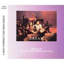 PRINCE & THE NEW POWER GENERATION - Cream - 1991 German 3-track CD maxi single