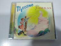 Mecano Ya Viene el Sol 2005 Sony - CD + Bonus Remix Nuevo