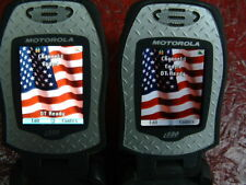 Lot of 2: Motorola Nextel iDEN i580 *RUGGED* DIRECT TALK* PTT 1 Mile Range!