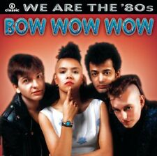 Bow Wow Wow - We Are the '80s - CD