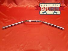 7/8 barras de Ace Cafe Racer Cromo inferior/Clubman bares-Manubrio