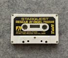 Starquest Rescue At Rigel Apple Ii Automated Simulations Computer Tape Game Epyx