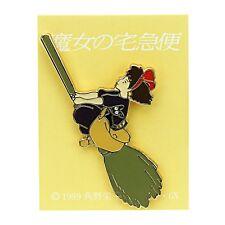 Kiki's Delivery Service Pin Badge KiKi Broom MH-04  Studio Ghibli Japan kawaii