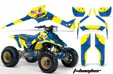 AMR Racing Suzuki LTR 250 Graphic Kit Wrap Quad Decals ATV All Years T-BOMBER Y