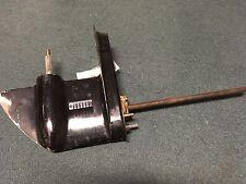 """4931A9 GEAR CASE LOWER UNIT ASSY., 1989 MERCURY 40HP, 18-1/2"""" INCH SHAFT"""