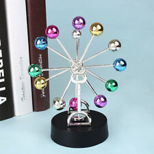 Newtons Cradle Steel Balance Balls Science Desk DIY Decoration Accessory