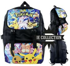 DOS À EVOLI sylveon umbreon POKEMON espeon backpack PIKACHU école sac bag wfATxHqEO