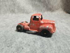 Tootsietoy Chicago 24 Red Truck/ Firetruck Cab