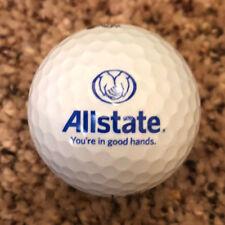 allstate promo slazenger golf ball, free shipping