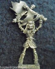 2002 Khemri Bloodbowl 5th Edition Cheerleader Citadel Undead Khemrian Skeleton