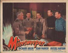 Minesweeper (1943) 11x14 Lobby Card #3