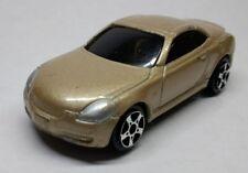Maisto LEXUS SC430 Light Gold Champagne Approx 1:64 Scale Diecast Car 73mm Long